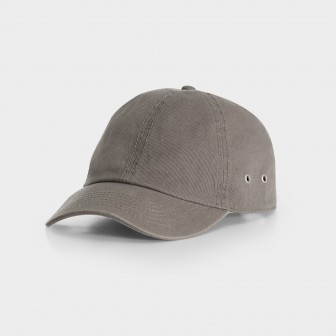 PACK 25 GORRA CASUAL 6 PANELES TERRA 7012 ROLY