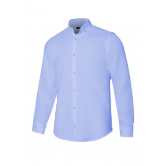 CAMISA OXFORD STRETCH MANGA LARGA HOMBRE 405004S VELILLA
