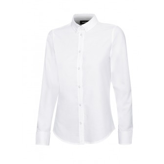 CAMISA OXFORD STRETCH MANGA LARGA MUJER  405005S VELILLA