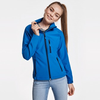 SOFT SHELL MUJER IMPERMEABLE ANTÁRTIDA WOMAN 6433 ROLY