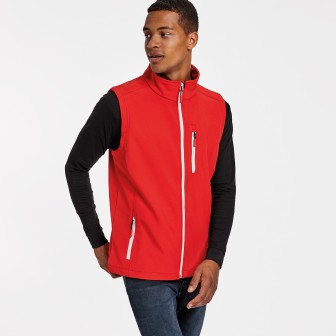 CHALECO SOFT SHELL HOMBRE NEVADA 1199 ROLY