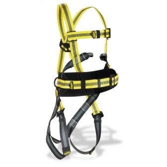ARNÉS ENGANCHE DORSAL Y FRONTAL 1888-AC STEELPRO SAFETY